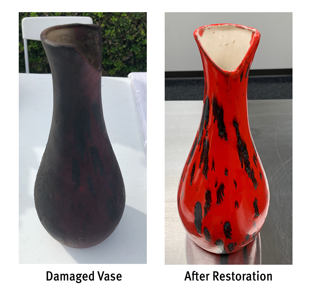 Antique Vase Restoration at Service247.