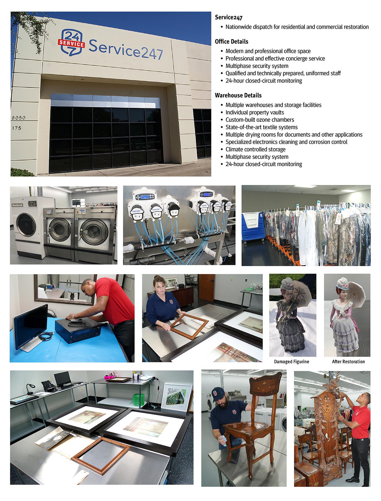 Service247 Restoration Experts Photo Page