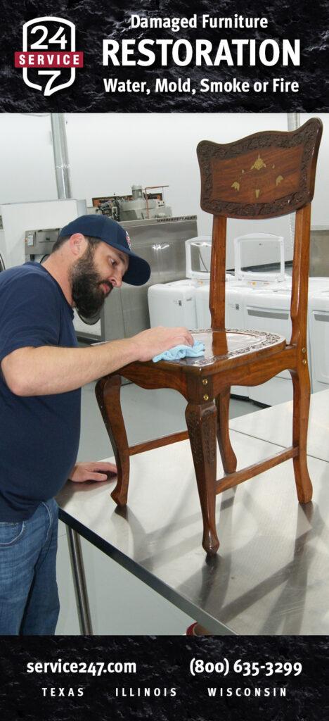 Furniture Restoration Dallas, Tx